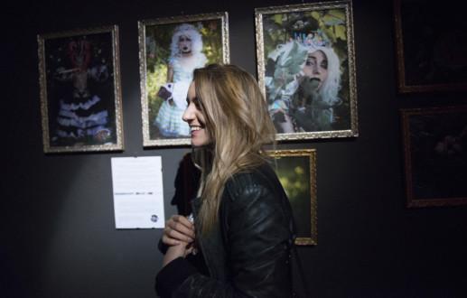 La Fame di Alice in mostra